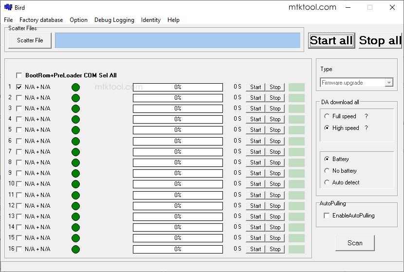 BirdA MDT Tool v1348